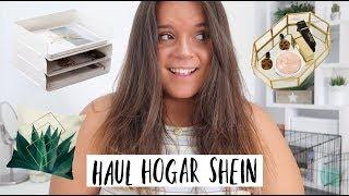 HAUL DECORACIÓN | SHEIN HOGAR | Laura Yanes