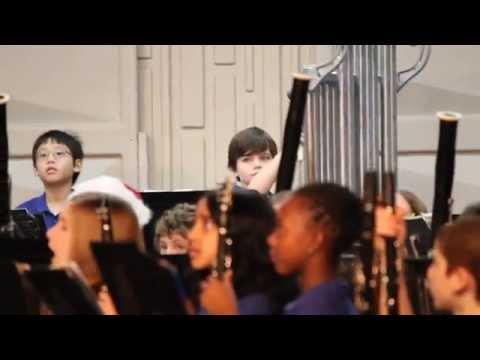 Haggard Middle School Beginning Band