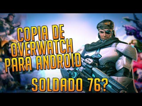 LA MEJOR COPIA DE OVERWATCH PARA ANDROID | HERO MISSION | ES-Games