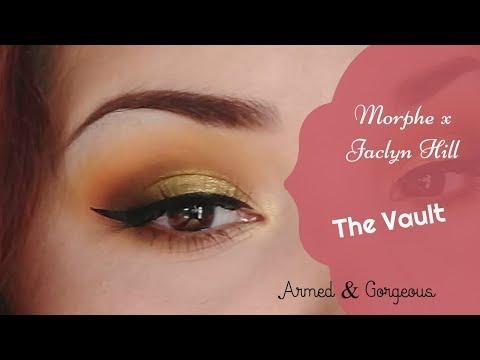 MORPHE x Jaclyn Hill THE VAULT 4/Paleta ARMED & GORGEOUS//Monkishalala ♡ thumbnail