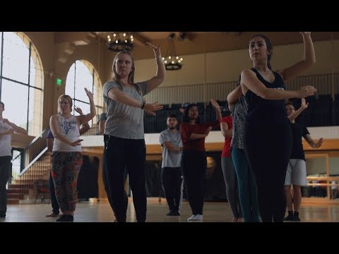 Stanford students learn history and build community through dance