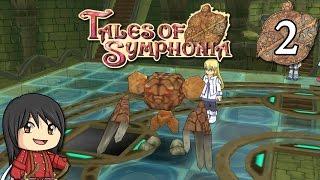 """Tales of Symphonia HD - Part 2: """"Block Drop"""""""