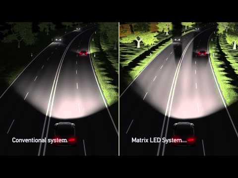 HELLA Matrix LED System