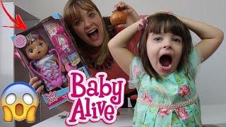DESAFIO DO TROCA COM BABY ALIVE