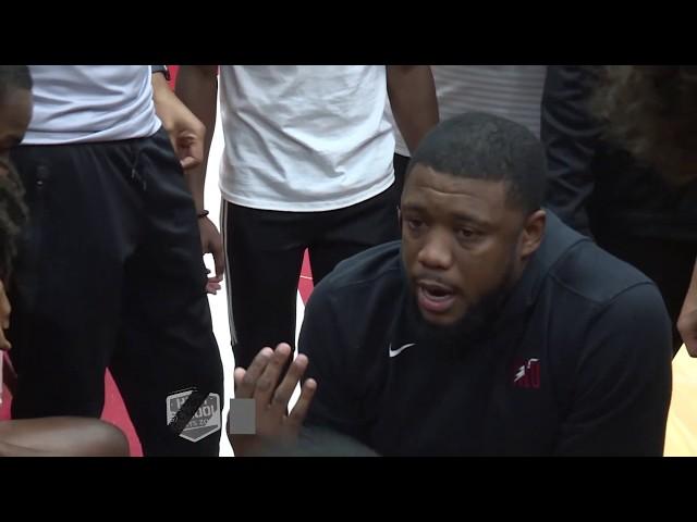 Legacy School Vs Yates Basketball