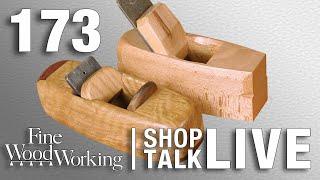 STL 173: The Draw of the Wooden Handplane
