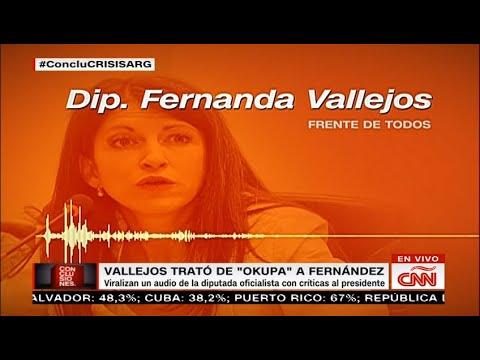 Download El audio viral que evidencia la crisis del gobierno de Alberto Fernández en Argentina