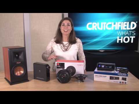 What's Hot At Crutchfield - October 2015 | Crutchfield Video