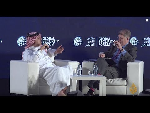 وزير الدولة القطري لشؤون الدفاع: أمير الكويت هو الوحيد الذي يمكنه قيادة الوساطة في الأزمة الخليجية  - نشر قبل 46 دقيقة