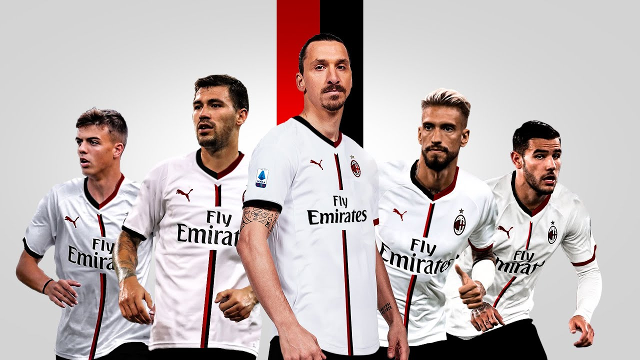Introducing The New Ac Milan Away Kit For 2020 2021 Season Youtube