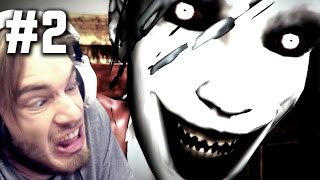 NIGHTMARE JUMPSCARES! Dreadout - Act 2 - Part 2