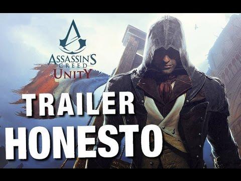 Trailer do filme Assassins Creed: Unity - O Filme
