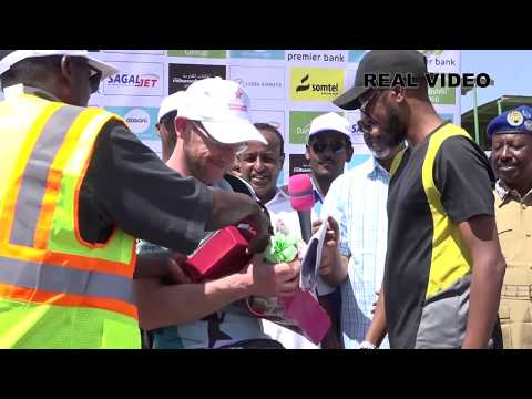 somaliland international marathon iyo kaalintii ay ku lahayd dahabshiil group