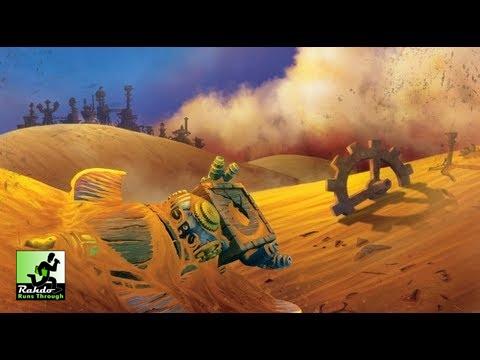 Forbidden Desert Gameplay Runthrough