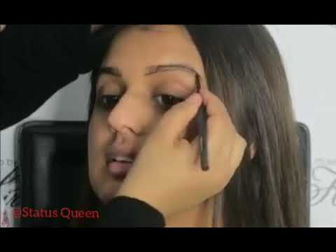 The best makeup artist vedio ever You watched. Baloch bridal make-up