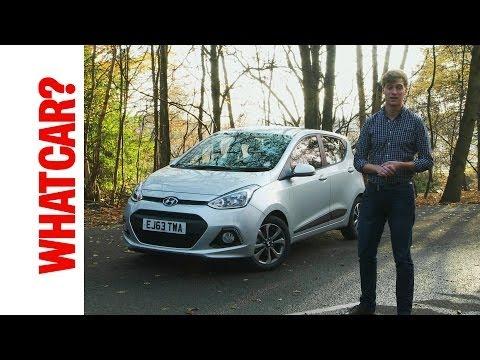 2013 Hyundai i10 video review - What Car?
