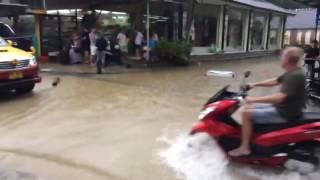 flood koh samui 2017