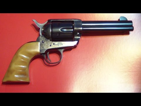Cimarron 45 frontier model review (issues?)BATJAC J.W