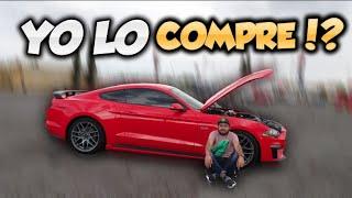 COMPRAMOS EL MUSTANG DE MANUEL RIVERA 11 !? | PANCHO RU