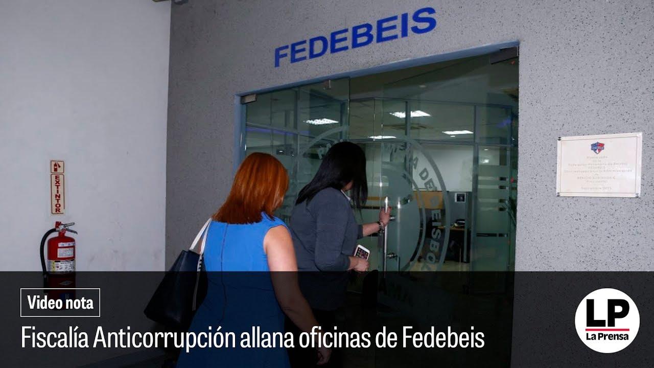 Resultado de imagen para allanan oficinas de fedebeis
