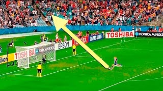 Epic Missed Penalty In Football