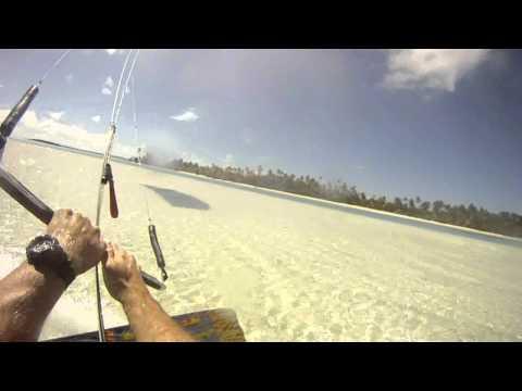 Aitutaki Flat water