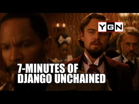 7-Minutes of DJANGO UNCHAINED
