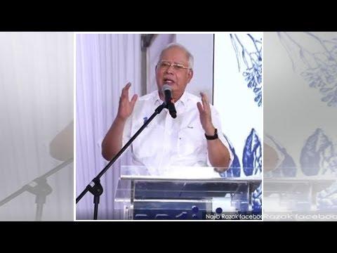 Najib: Retain current gov't to continue housing agenda