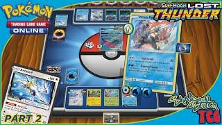 Kyurem Continues His Onslaught! (White Kyurem w/Arceus Prism) - Pokemon TCG Online: Ladder Matches