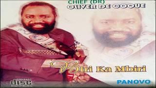 BIRI KA M BIRI live  let live CHIEF DR OLIVER DE COQUE
