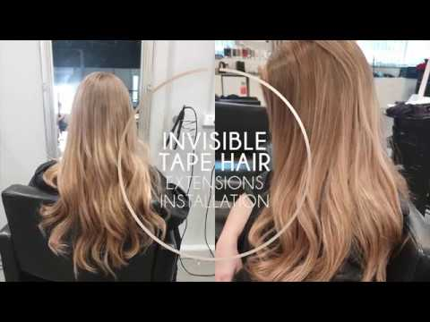 Tape extensions 15 cm