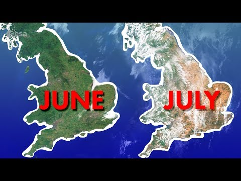 Why was summer 2018 so hot??