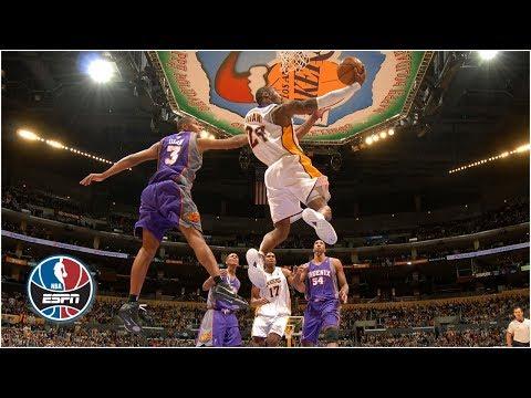 The NBA's 12 plays of Christmas: Jordan's poster slam, Kobe's big jam, LeBron's lefty alley-oop