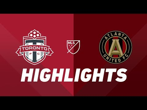 Toronto FC vs. Atlanta United FC | HIGHLIGHTS – June 26, 2019