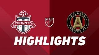 Toronto FC vs. Atlanta United FC | HIGHLIGHTS - June 26, 2019