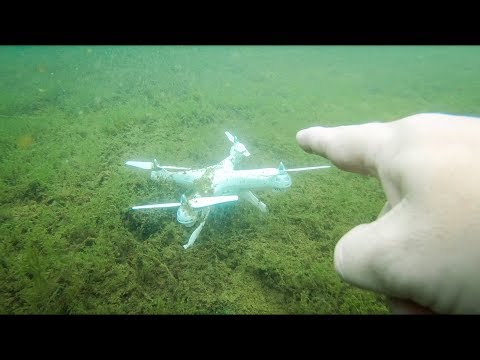 Drone Found Underwater Treasure Hunting the Lake!!!