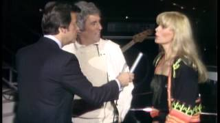 American Bandstand 1979- Interview Burt Bacharach with Jackie DeShannon