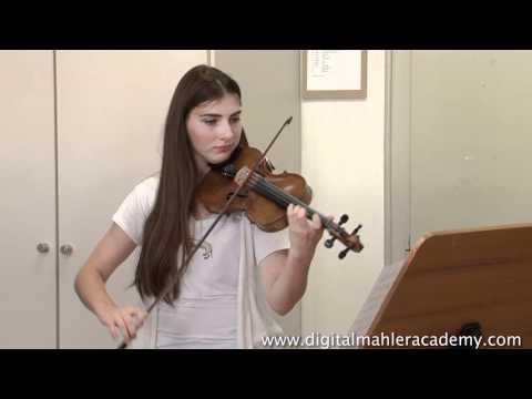 Milstein Paganiniana, Prof. Ida Bieler