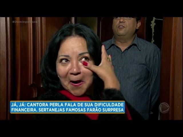 """Perla chora e se diz envergonhada: """"Tenho medo que me critique"""""""