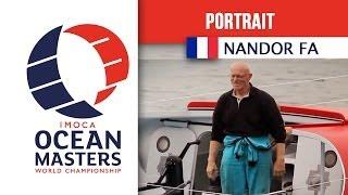 Portrait de Nandor Fa | Ocean Masters