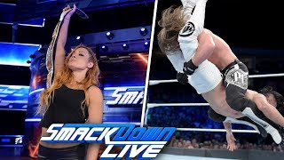 SMACKDOWN POST HELL IN A CELL 2018 | REVIEW