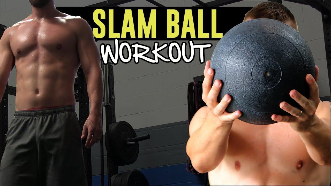 Slam Balls Weighted Balls Workout Sanded Balls