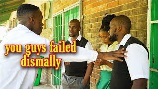 Download Leon Gumede Comedy - Ekasi Learners S2 - You failed (LEON GUMEDE)