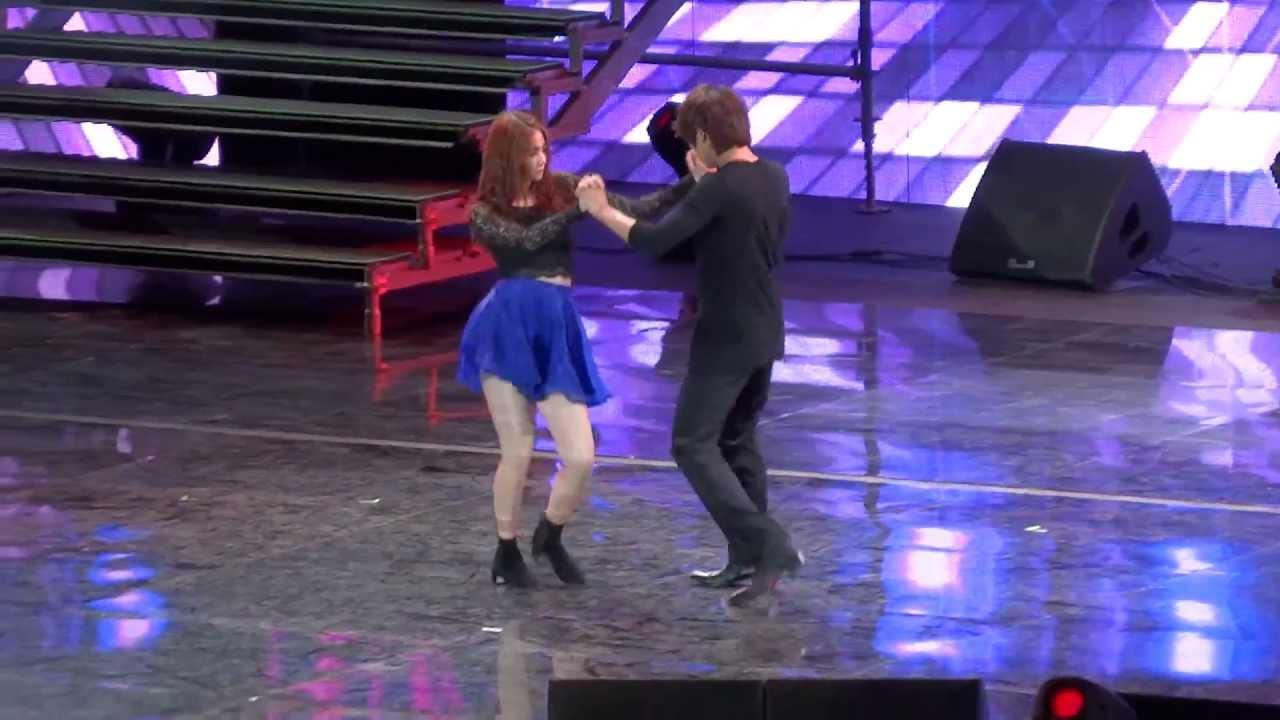 FanCam] HD Lee Joon de MBLAQ bailando