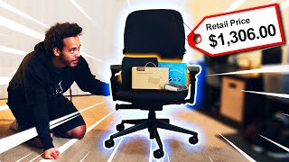 I Bought An EXPENSIVE Chair (Steelcase Leap V2)