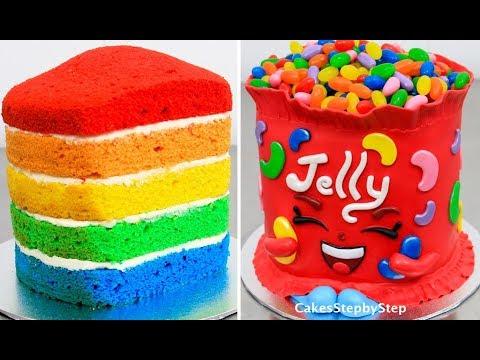 Shopkins Cake Jelly