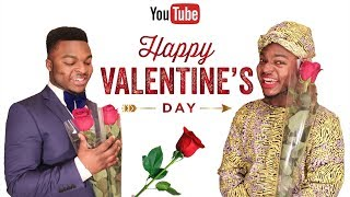 African Home: When You Plan On Going Out On Valentine's Day