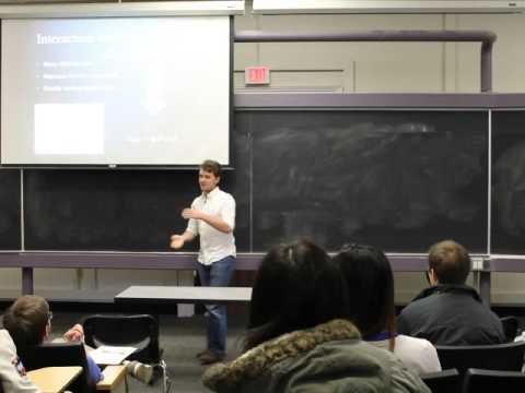 Presentation at Carnegie Mellon Undergraduate Physics Colloquium