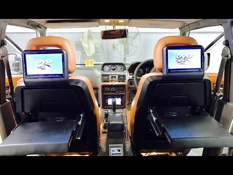 pajero car accessories car interior seat covers car audio systems youtube. Black Bedroom Furniture Sets. Home Design Ideas