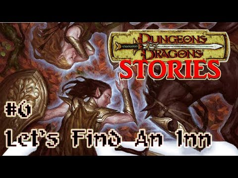 D&D Stories #6 | Resting At The Inn
